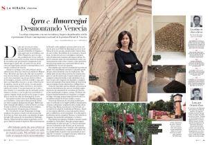 Lara Almarcegui. Desmontando Venecia