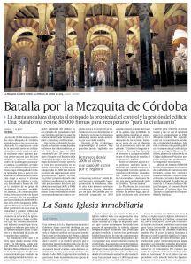 Batalla por la Mezquita de Córdoba
