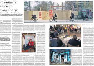 Christiania se cierra para abrirse