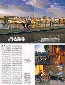 Sevilla, paraíso de las dos ruedas 1