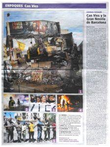Can Vies y la Gran Novela de Barcelona