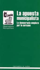 La apuesta municipalista