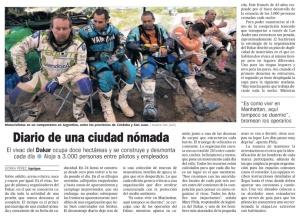 Diario de una ciudad nómada