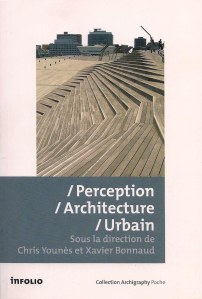 Perception, architecture, urbain