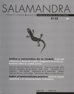 Salamandra 21-22