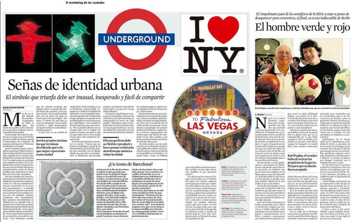 Señas de identidad urbana