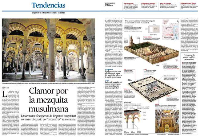 Clamor por la mezquita musulmana