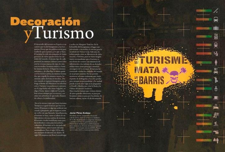 Decoración y turismo
