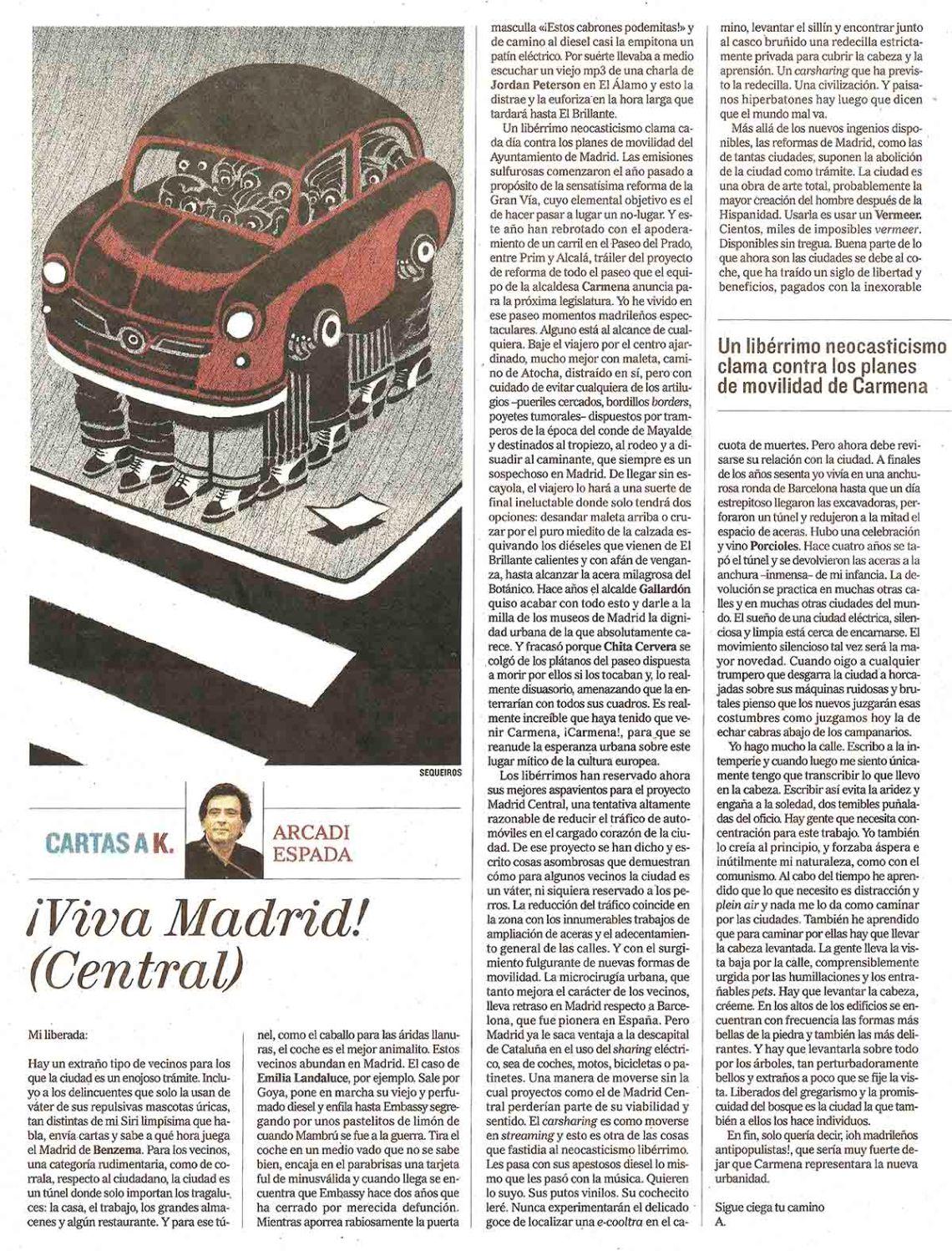 ¡Viva Madrid! (Central)